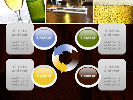 Beer Collage PowerPoint Template Slide 9