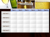 Beer Collage PowerPoint Template#15