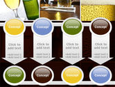Beer Collage PowerPoint Template#18