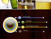 Beer Collage PowerPoint Template#3