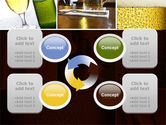 Beer Collage PowerPoint Template#9