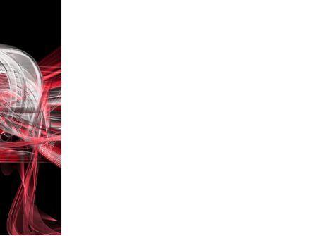 Unilateral Surface PowerPoint Template, Slide 3, 08607, Abstract/Textures — PoweredTemplate.com