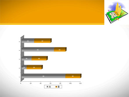 City Structure PowerPoint Template Slide 11