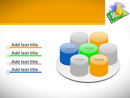 City Structure Free PowerPoint Template Slide 12