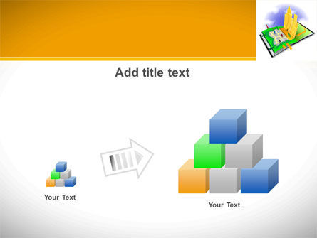 City Structure Free PowerPoint Template Slide 13