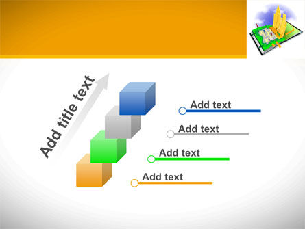 City Structure PowerPoint Template Slide 14