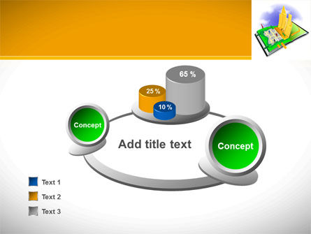 City Structure PowerPoint Template Slide 6