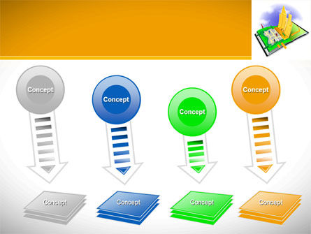 City Structure Free PowerPoint Template Slide 8