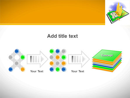 City Structure Free PowerPoint Template Slide 9