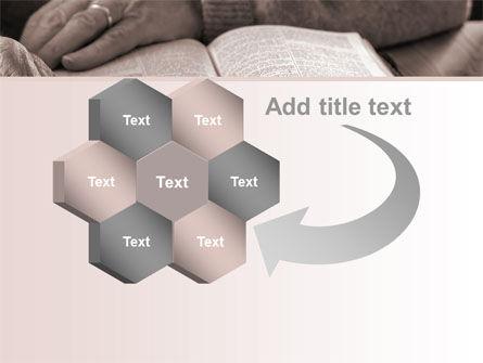 Bible Study PowerPoint Template Slide 11