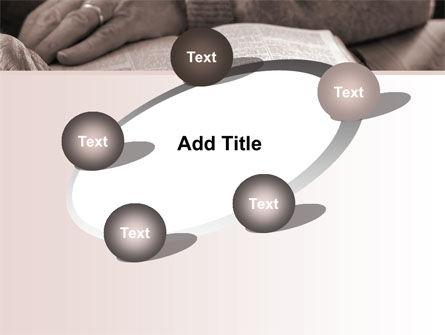 Bible Study PowerPoint Template Slide 14