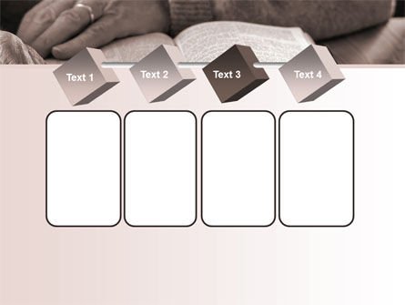 Bible Study PowerPoint Template Slide 18