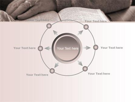Bible Study PowerPoint Template Slide 7