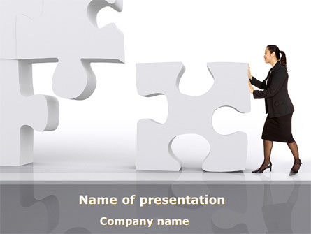 New Decision PowerPoint Template