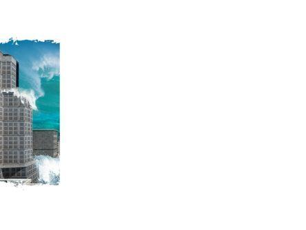 Japan Earth Quake PowerPoint Template, Slide 3, 08622, Nature & Environment — PoweredTemplate.com