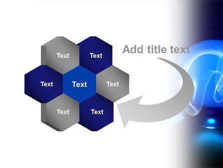 Magic Eye PowerPoint Template Slide 11