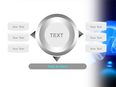 Magic Eye PowerPoint Template Slide 12