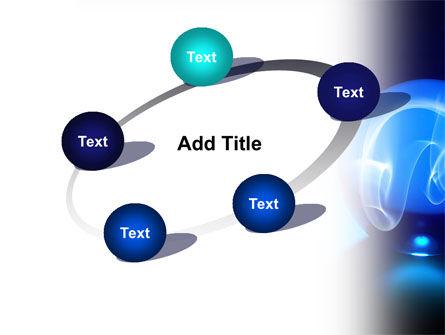 Magic Eye PowerPoint Template Slide 14