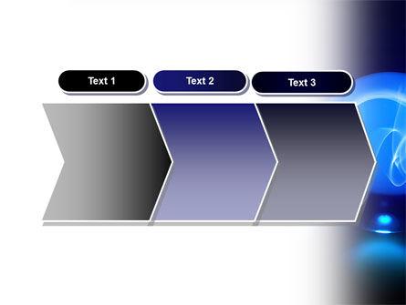 Magic Eye PowerPoint Template Slide 16