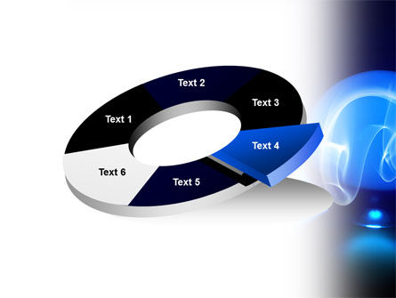 Magic Eye PowerPoint Template Slide 19