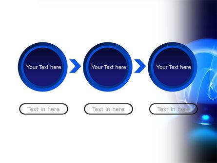 Magic Eye PowerPoint Template Slide 5