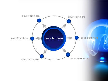 Magic Eye PowerPoint Template Slide 7