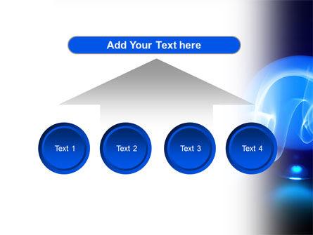 Magic Eye PowerPoint Template Slide 8