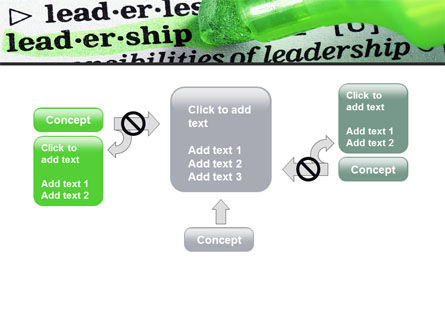 Rights And Responsibilities Of A Leader PowerPoint Template Slide 13