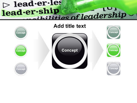 Rights And Responsibilities Of A Leader PowerPoint Template Slide 17