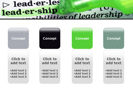 Rights And Responsibilities Of A Leader PowerPoint Template Slide 5
