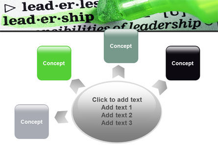 Rights And Responsibilities Of A Leader PowerPoint Template Slide 7