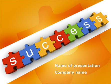Business Success PowerPoint Template