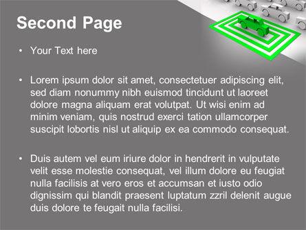 Ecocar PowerPoint Template Slide 2