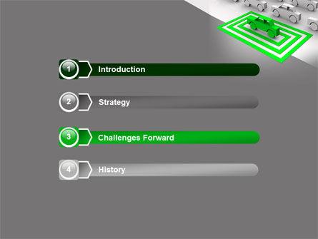 Ecocar PowerPoint Template Slide 3