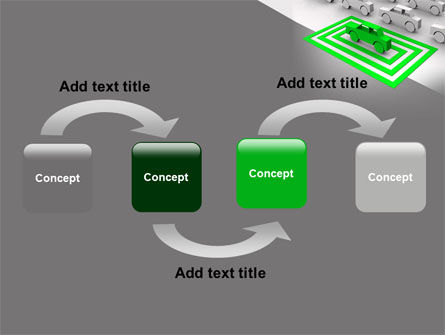 Ecocar PowerPoint Template Slide 4