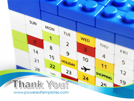 Month Planning PowerPoint Template Slide 20