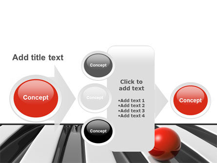 New Direction PowerPoint Template Slide 17
