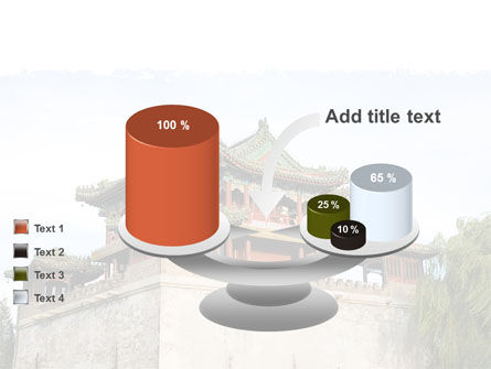 China Town Free PowerPoint Template Slide 10