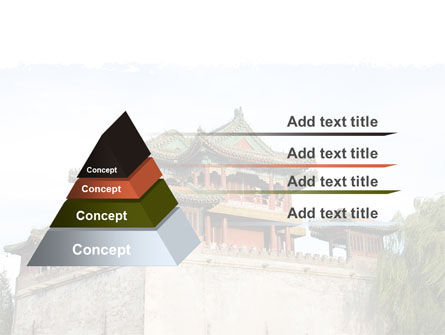 China Town PowerPoint Template Slide 12