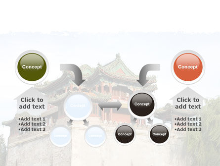 China Town Free PowerPoint Template Slide 19