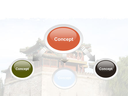 China Town Free PowerPoint Template Slide 4