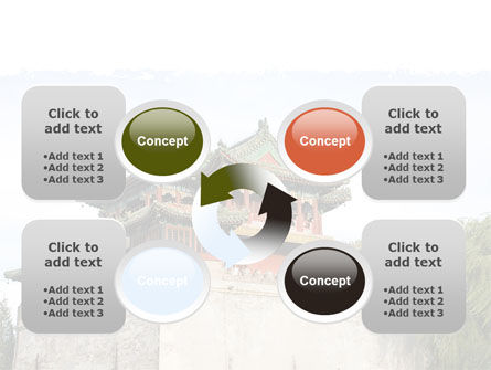 China Town PowerPoint Template Slide 9