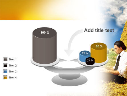 Open Air PowerPoint Template Slide 10