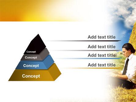 Open Air PowerPoint Template Slide 12