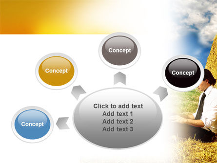 Open Air PowerPoint Template Slide 7