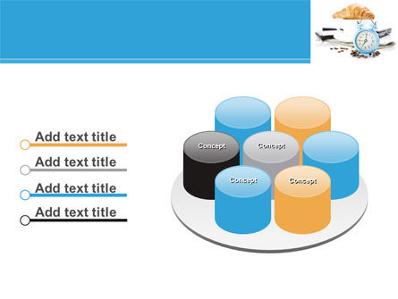 Alarm Clock PowerPoint Template Slide 12
