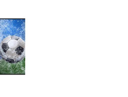 Football League Free PowerPoint Template, Slide 3, 08644, Sports — PoweredTemplate.com