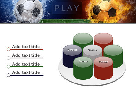 Football League Free PowerPoint Template Slide 12