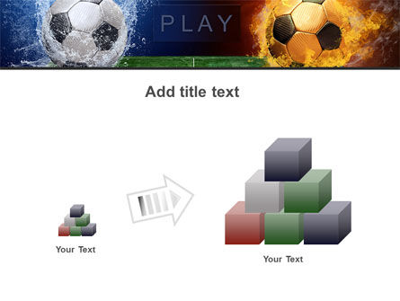 Football League Free PowerPoint Template Slide 13