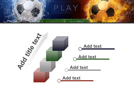 Football League Free PowerPoint Template Slide 14